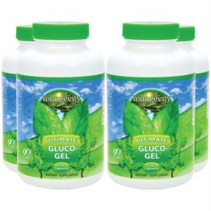 Picture of Ultimate Gluco-Gel™ - 240 capsules (4 Pack)